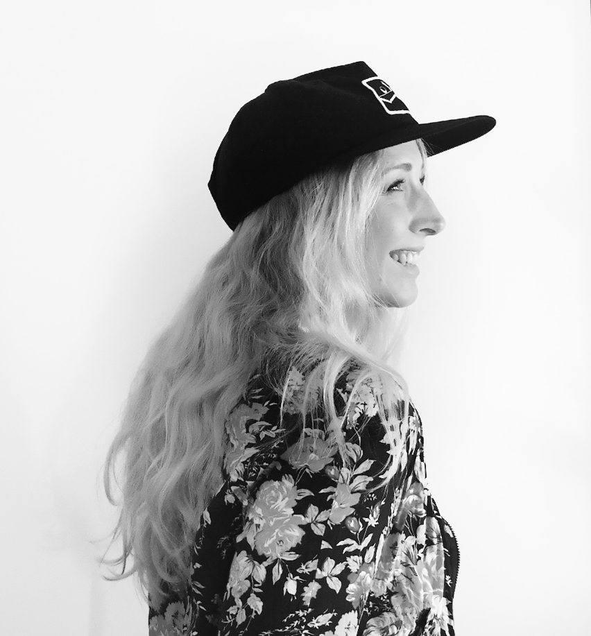Sofia Parker - Edgy Graphic Designer and Entrepreneur